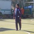 西村選手!